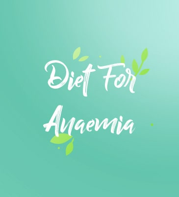 Diet for Anaemia
