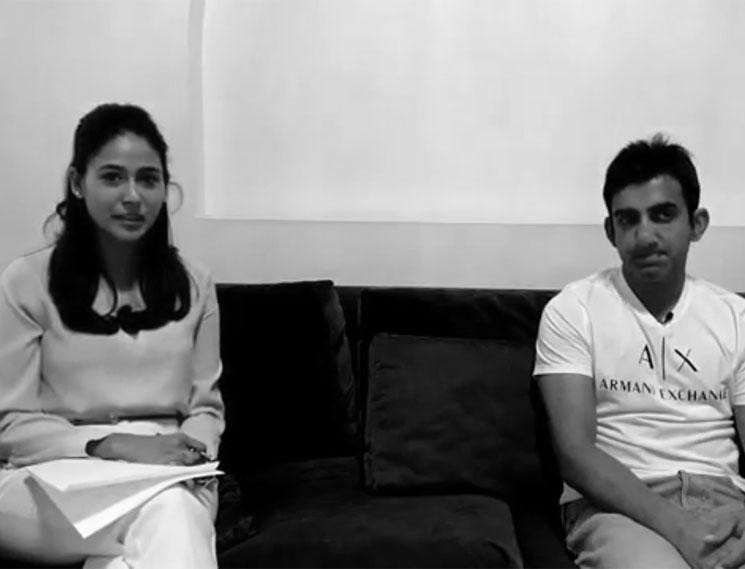 Gautam Gambhir on Cricket and Diet